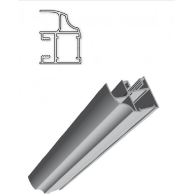 Profilis vertikalus WINDOSR, 5.5m