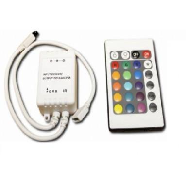 LED juostos RGB valdiklis