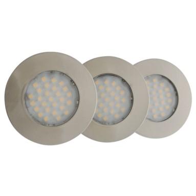 Šviestuvai LED Bari šilta/šalta balta