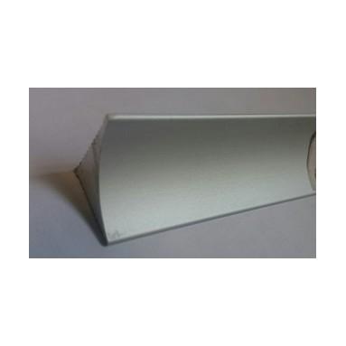 Staljuostė - plintusas aliuminis mažas 3m