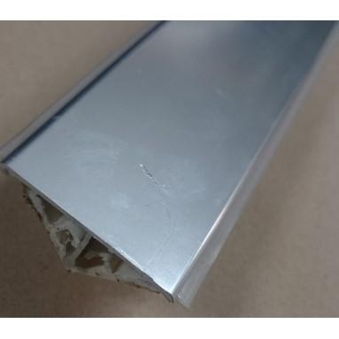 Staljuostė aliuminio lygi L-4m G-65